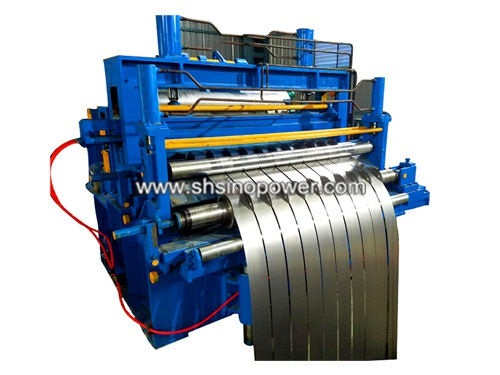 SP(0.4-4.0) steel coil slitting machine