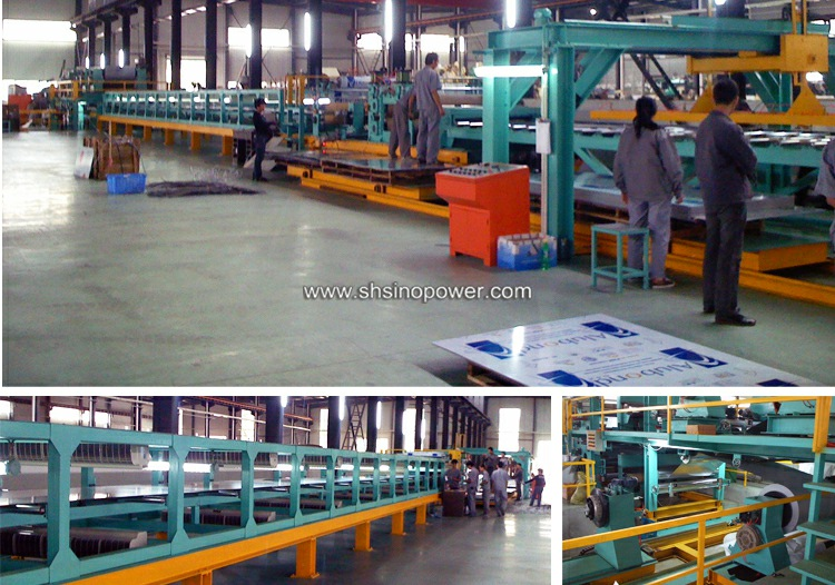 acp sheet machine, acp manufacturing machine, acp production line, acp sheet manufacturers,