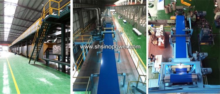 roller coating machine industrial coating aluminum foil coating machine color coating line