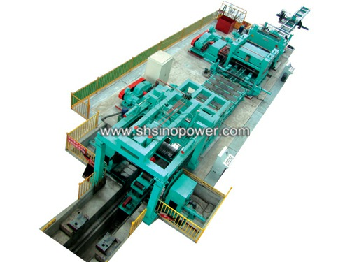 roll to sheet cutting machine,steel sheet cutting machine,roll cutting machine,