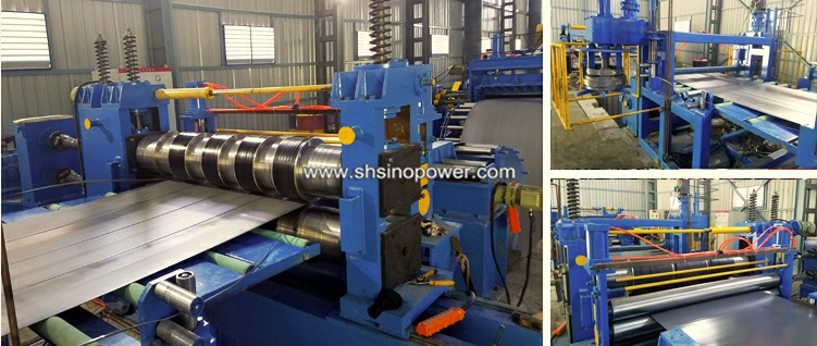 slitting line,slitting line machine,metal slitting line,